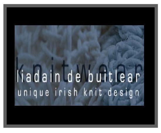 Liadain de Buitlear Knitwear
