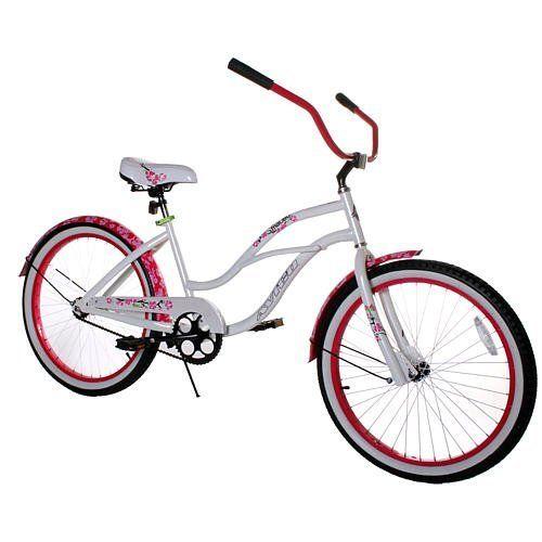 Avigo 24 Inch Malibu Cruiser Bike Girls By Rj Quality