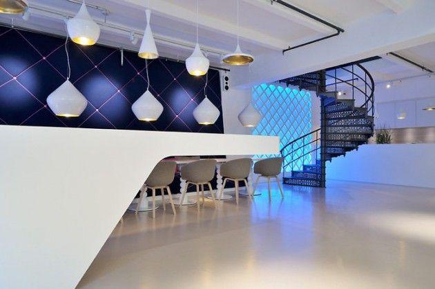 Covus Berlin Office by sbp Seel Bobsin Partner staircases