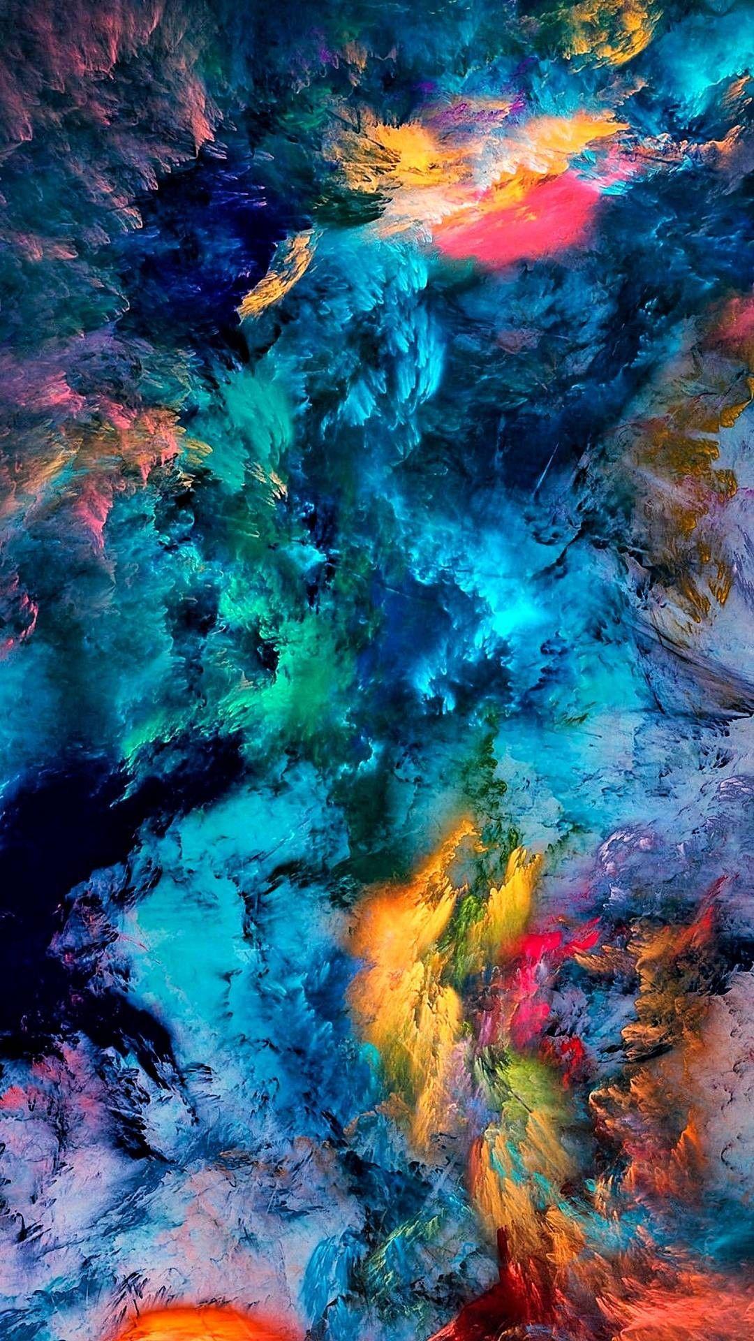 Beyond Crayola Storm wallpaper, Iphone 7 plus wallpaper