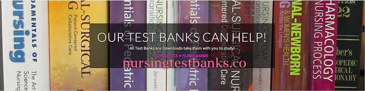Pin on Nursing Reference Test Banks