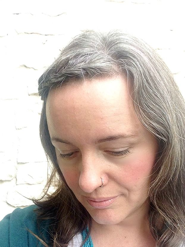 Going Gray In Your 30s Why It Can Be A Beautiful Thing