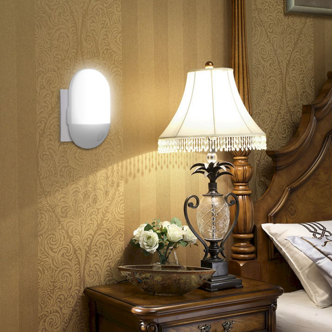28 Best Creative Night Lamps Decoration Ideas For Beautiful Bedroom Freshouz Com Night Lamp For Bedroom Wall Lights Bedroom Lamp Decor