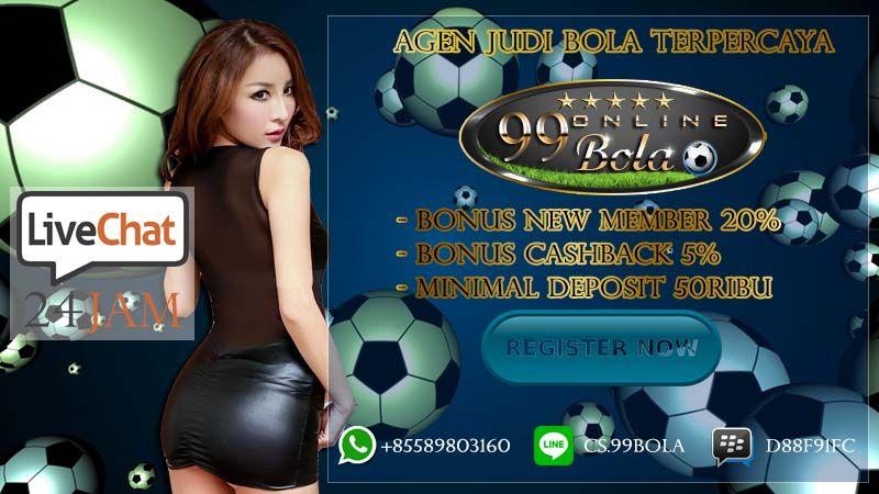99onlinebola merupakan agen terpercaya judi bola online Indonesia ... 22c2c845a4