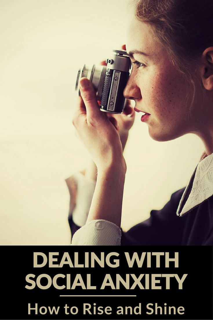 dealing with social anxiety pdf