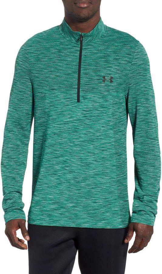 fb95957a Men's Under Armour Siphon Regular Fit Half-Zip Pullover, Size Small ...