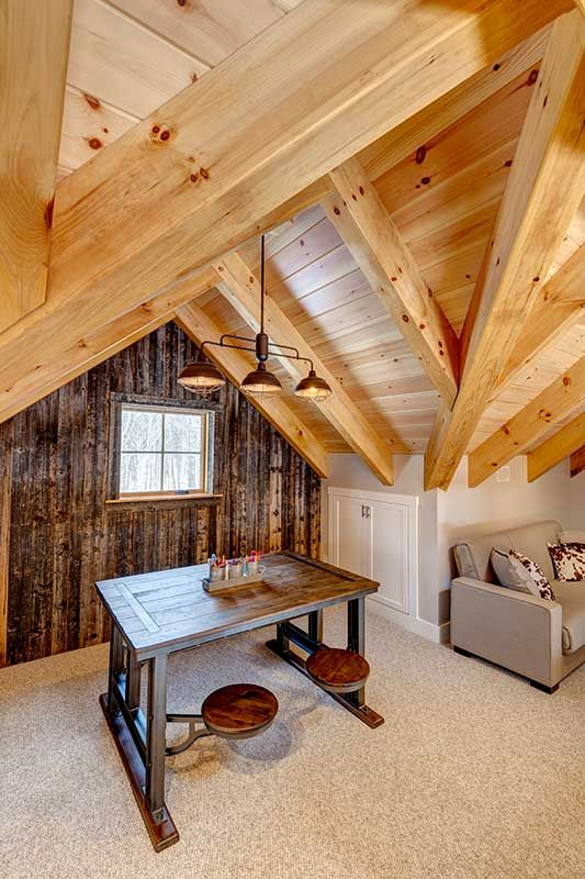 custom homes photo gallery | davis frame post and beam plans