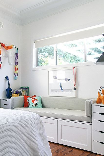 Ish And Chi Interior Design Decorating And Style Storage Bench Seating Ikea Bench Ikea Window Seat