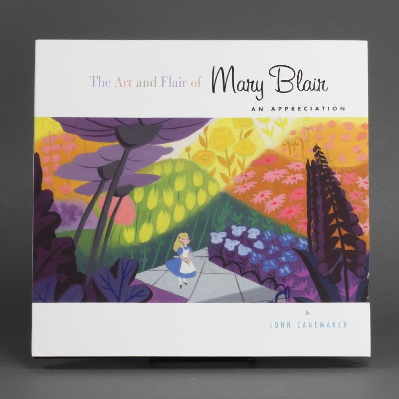 The Art and Flair of Mary Blair: An Appreciation by John Canemaker (2003, 2014).