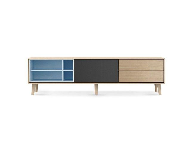 Treku Meuble Tv Aura Collection Furniture Design Sideboard Furniture Tv Furniture Deco Furniture