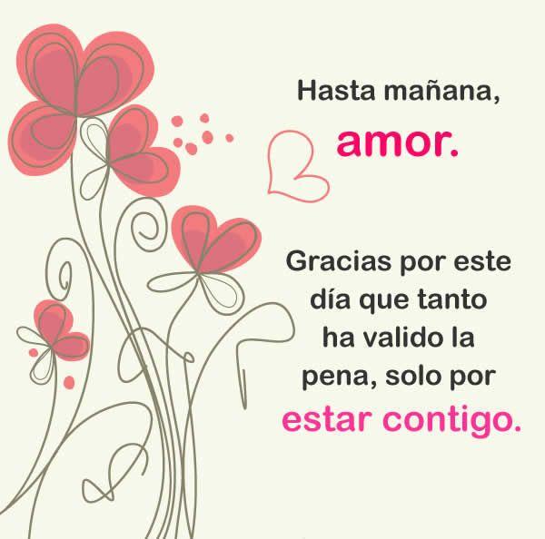 Mi Amor Gracias Por Este Dia La Pase Increible Siento Mucho Lo