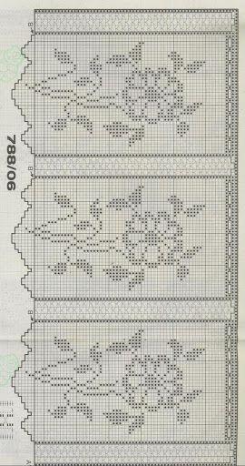 Burda Filet Au Crochet Zosia álbumes Web De Picasa Uncinetto