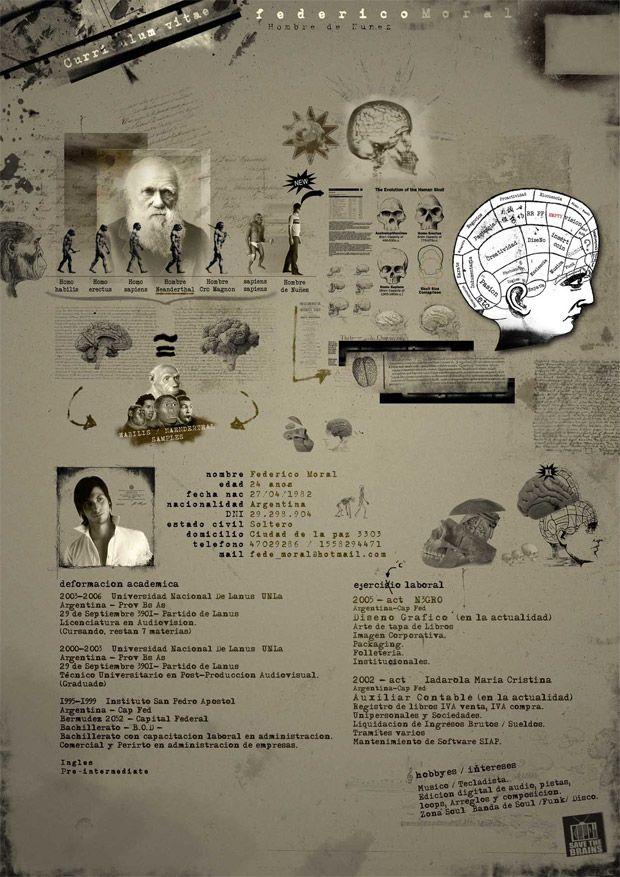30 Creativos ejemplos de diseños de CV o Currículum Vitae para - audio visual specialist sample resume