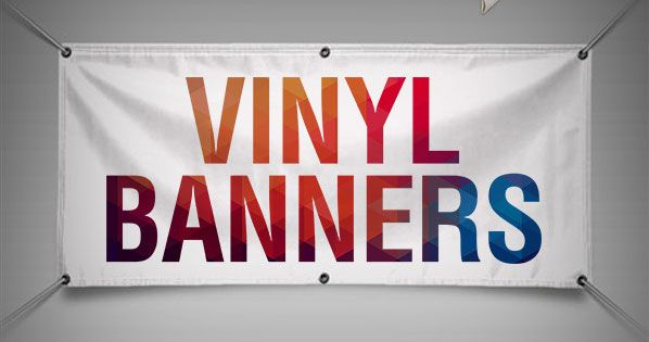 Tips To Show Off Your Business With A Vinyl Banner Banners - Vinyl business banners