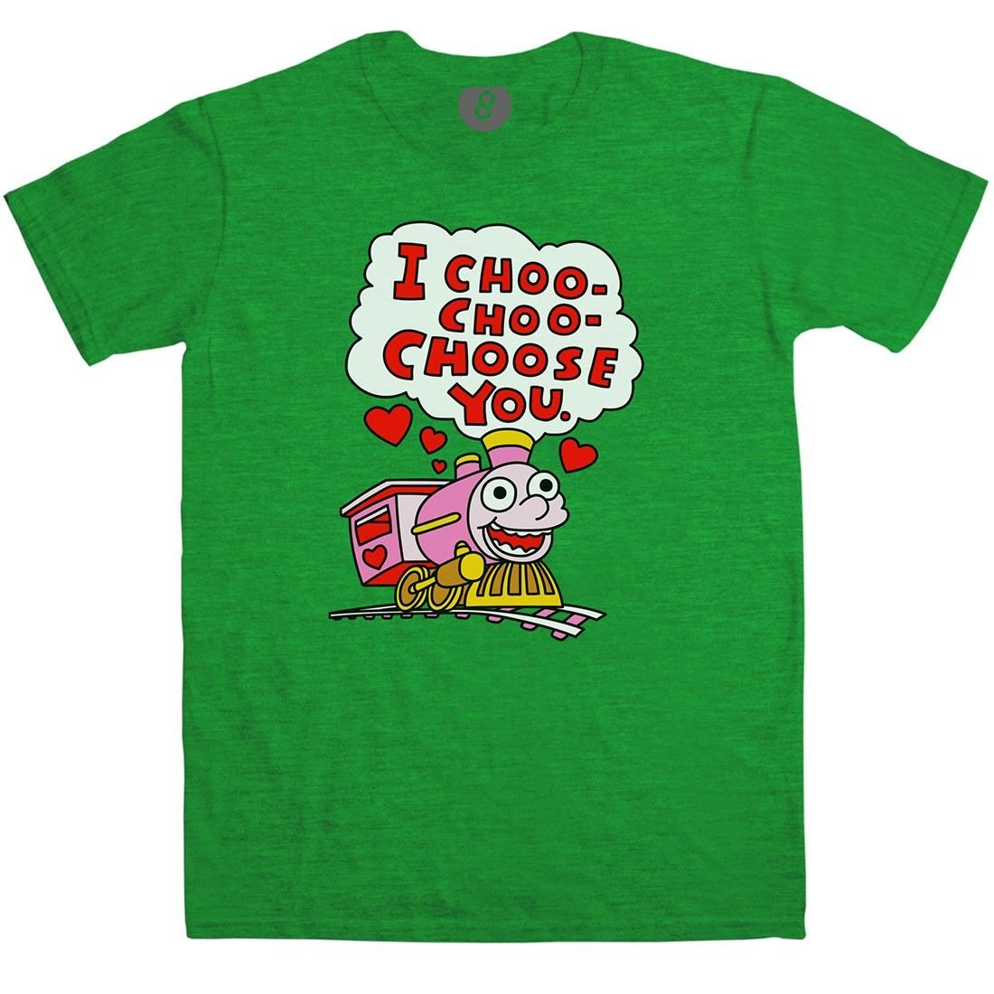I Choo Choo Choose You T Shirt Simpsons T Shirt T Shirt Shirts