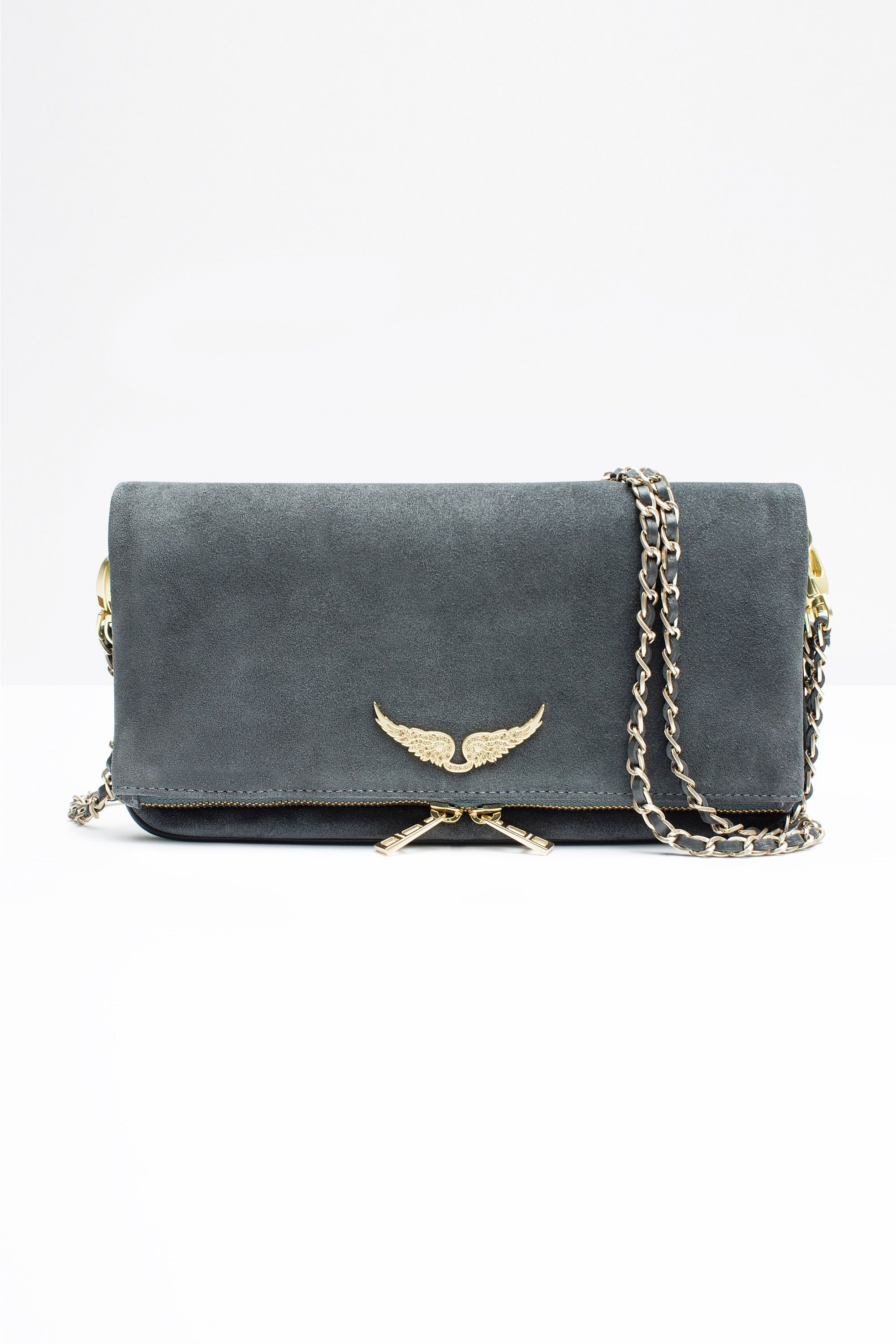 245aa05967f Zippered clutch by Zadig   Voltaire