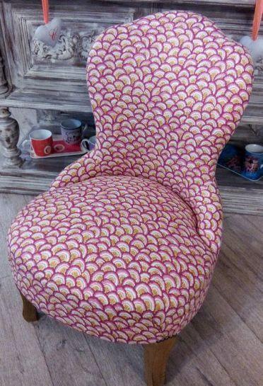 Les Belles Assises - Novembre 2016 - Réfection d\'un fauteuil crapaud ...
