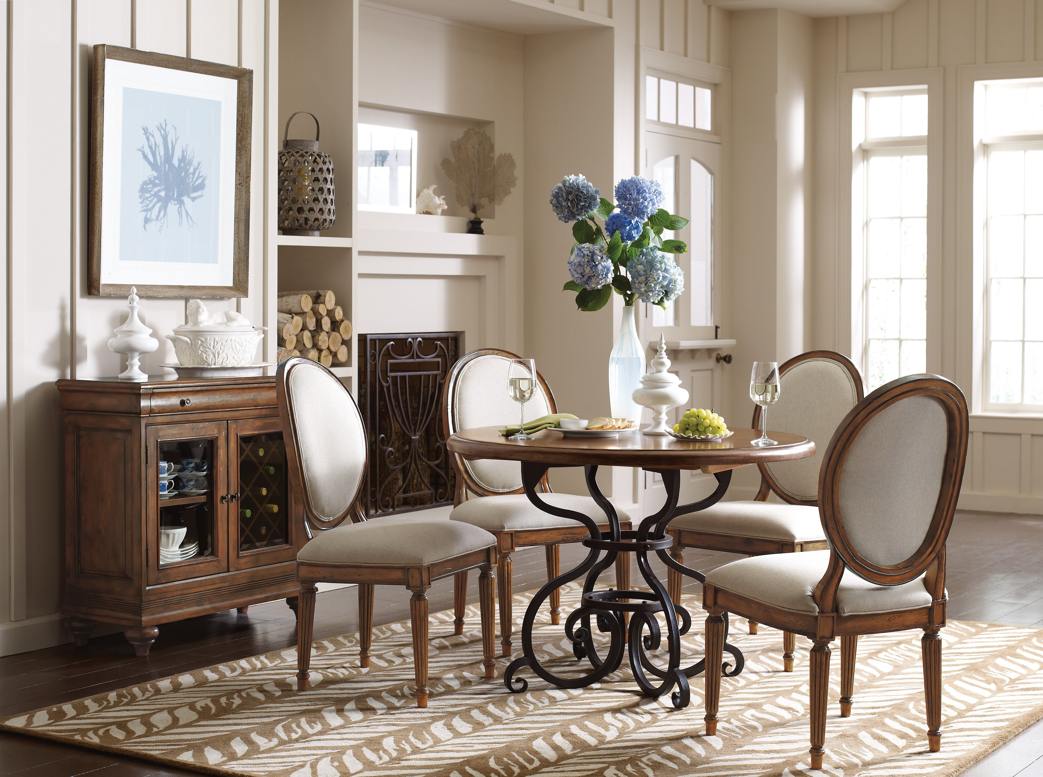 Artisan S Shoppe Dining Offers A Custom Approach To Designing Your
