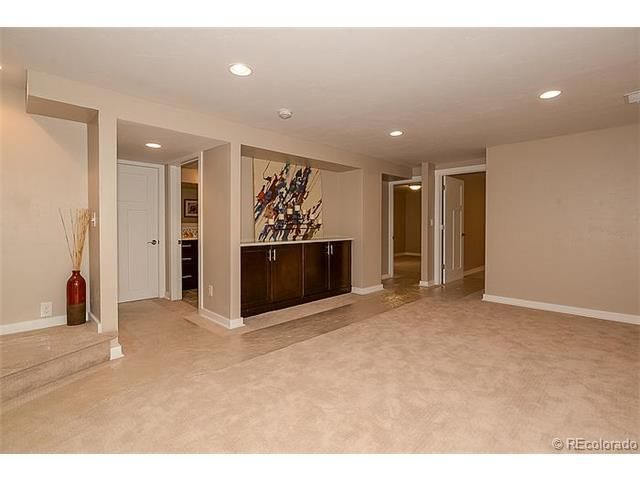 48 Foot Ceiling Basement Finished In Old Denver Bungalow Home Mesmerizing Denver Basement Remodel Exterior Collection