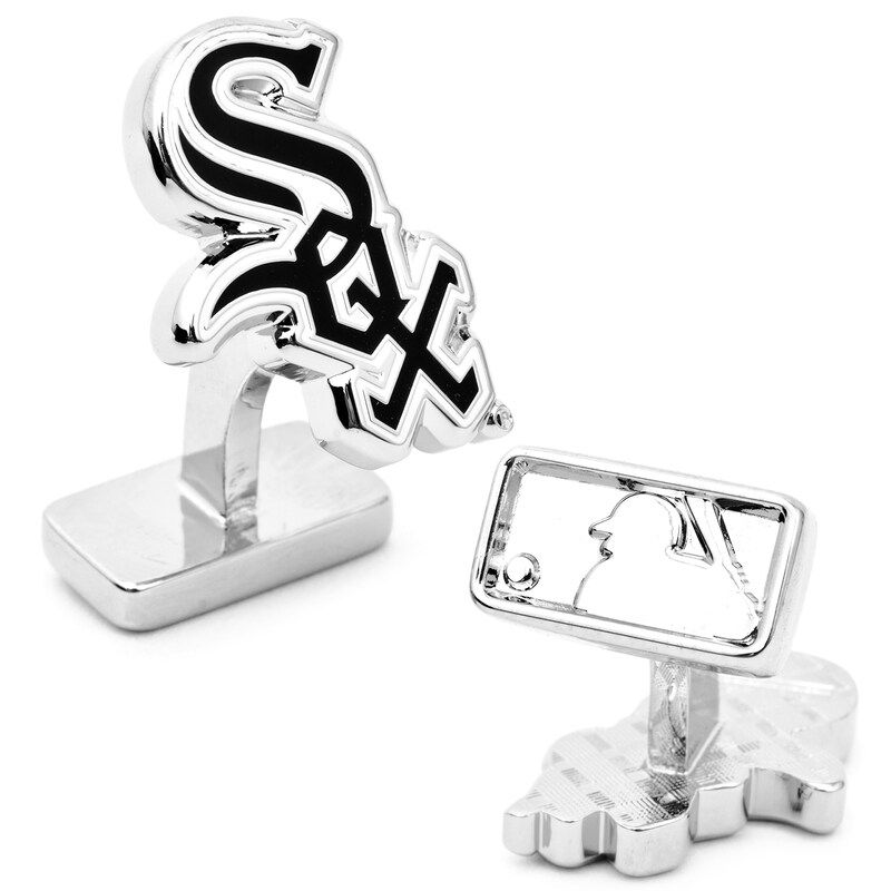 Baseball Cuff Links Cubs Cubbies White Sox Red Sox Sports Accessories made with buttons