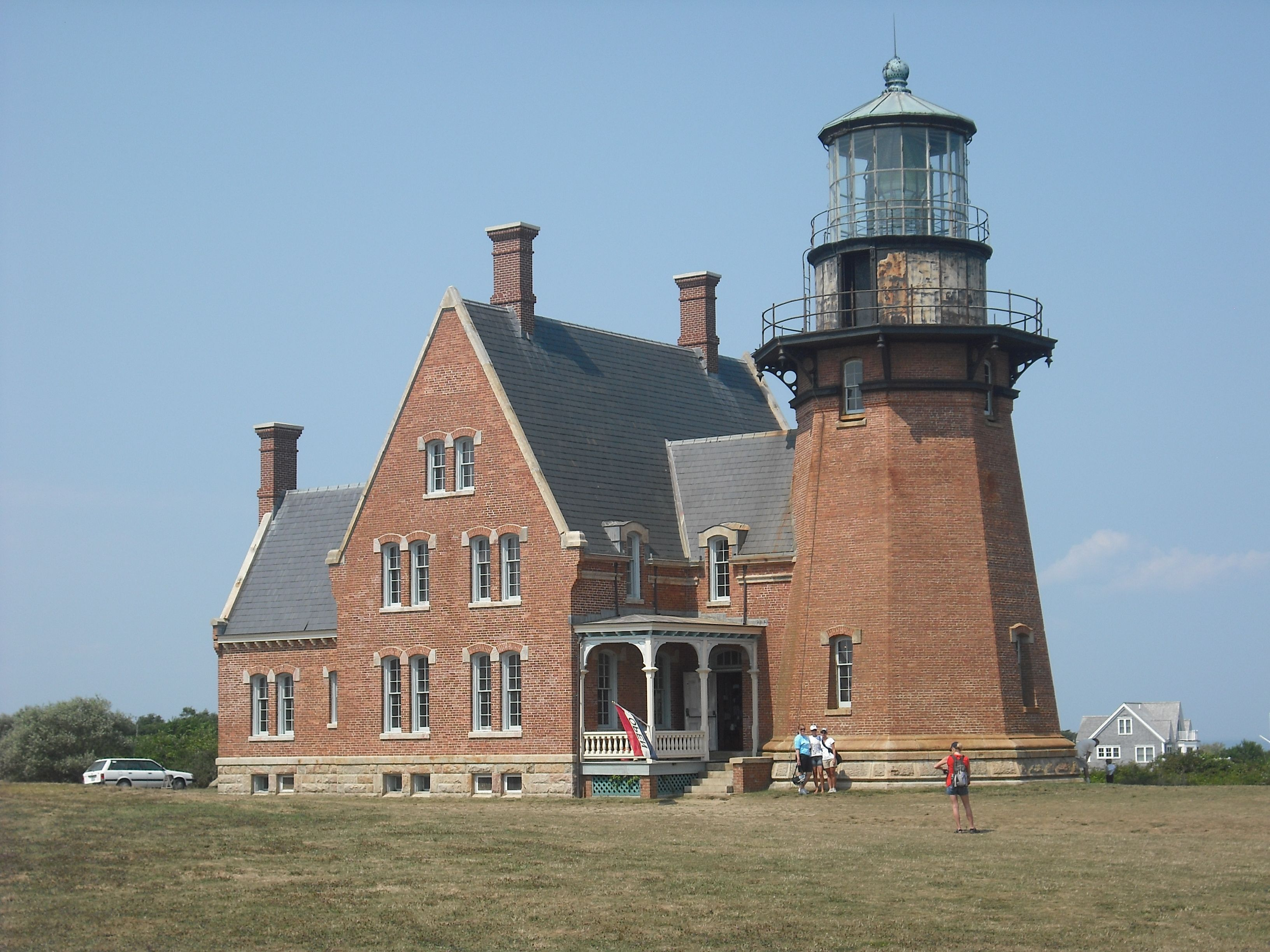 Block Island Southeast Light Fascinating Southeast Lighthouse  Block Island  Favorite Places & Spaces Review