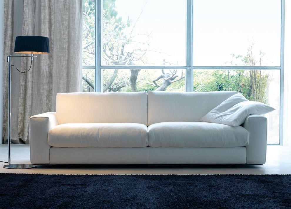 White Leather Sofa Fly Contemporary Sofa Contemporary Sofas Modern Sofas