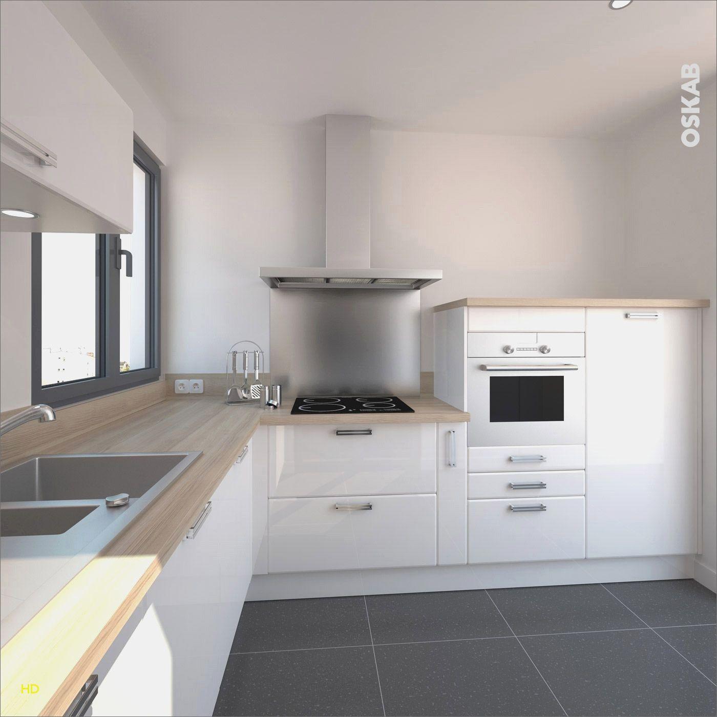 Unique Cuisine Blanche Plan De Travail Bois Kitchen Layout Kitchen Design Home Decor Kitchen