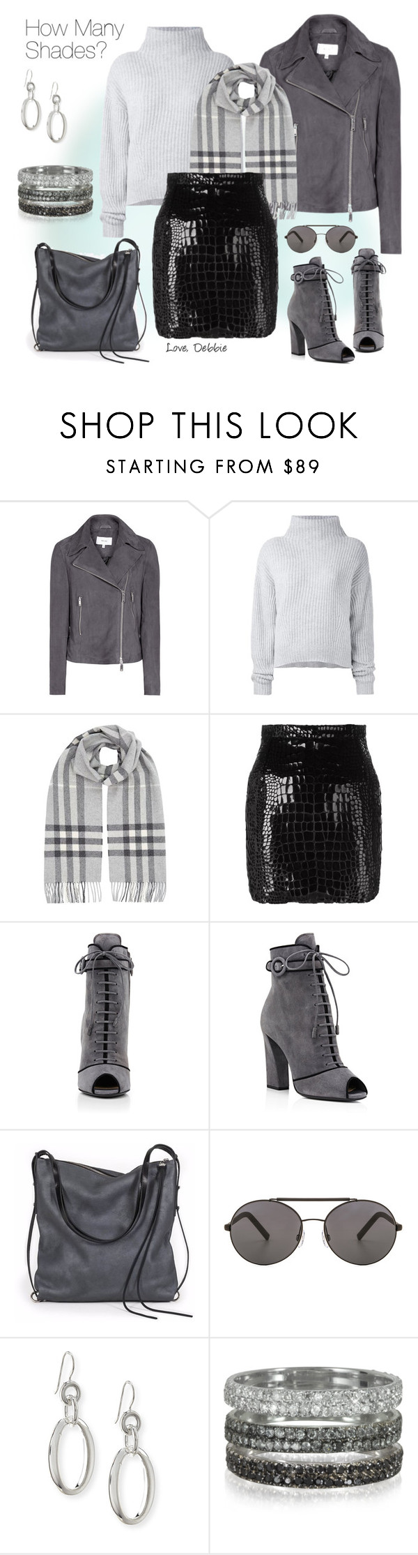 """How Many Shades?"" by debbie-michailides ❤ liked on Polyvore featuring Le Kasha, Burberry, Yves Saint Laurent, Prada, Ina Kent, Seafolly, Ippolita and Bernard Delettrez"