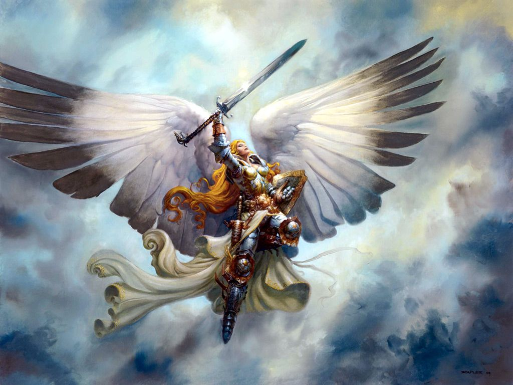 Image Detail For Free The Guardian Angel Wallpaper Download The Free The Guardian Angel Wallpaper Angel Warrior Angel Art