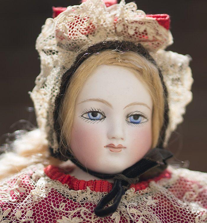 "15"" (38 cm) Barrois Fashion doll Antique dolls at Respectfulbear.com"