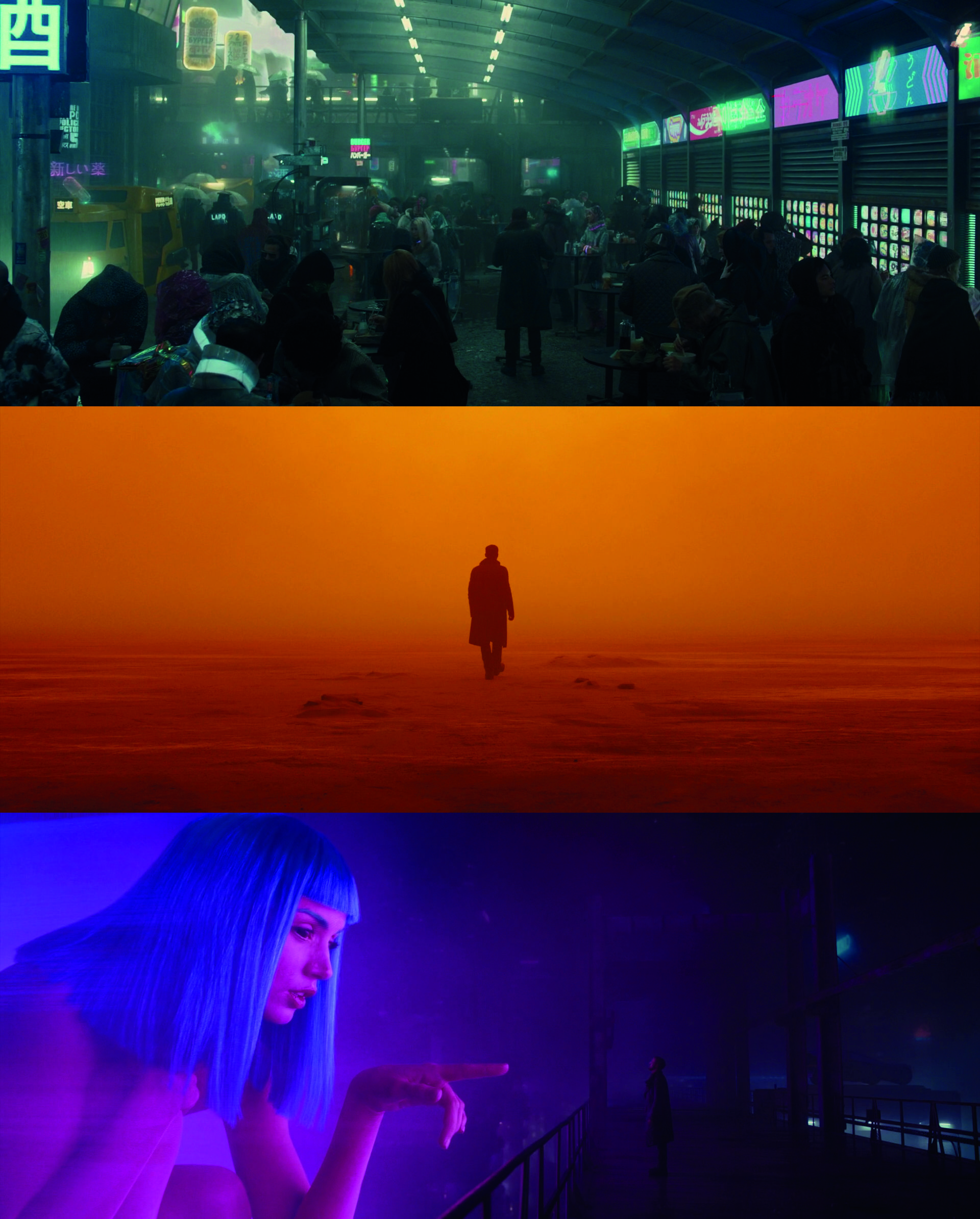 Blade Runner 2049 Cinematography | Blade runner, Film stills ...