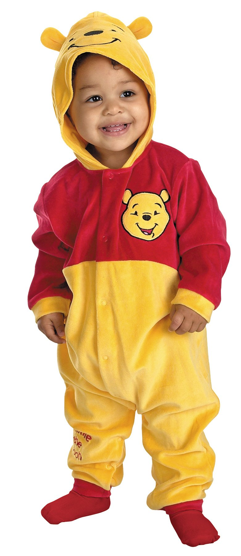 494b38262d12 Winnie The Pooh Toddler Costume 12-18 Months