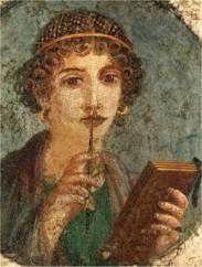 Liebeslyrik ausländischer Dichterinnen (Sappho um 600 v. Chr.)