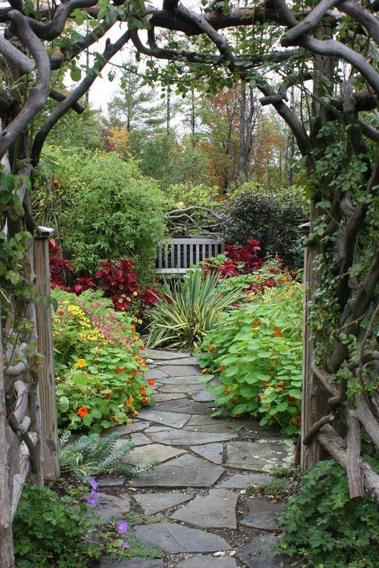 Photo of ✓ 88 Aesthetics Of Beautiful Garden Designs Of 38