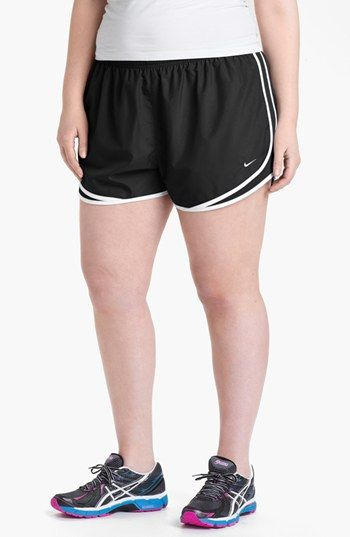 357b850f1c8f4 Nike 'Tempo' Track Shorts (Plus Size) | Nordstrom | Fitness | Womens ...