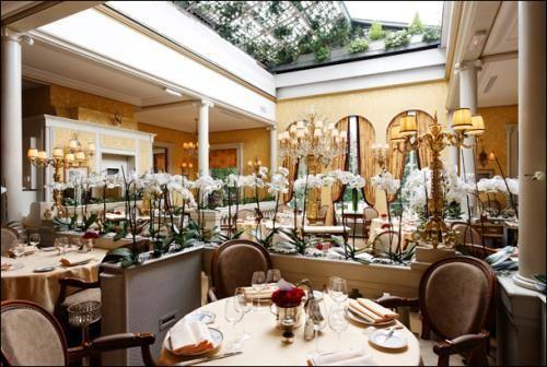 lasserre restaurant paris | Restaurant Lasserre in Paris, France | Around the world | Pinterest
