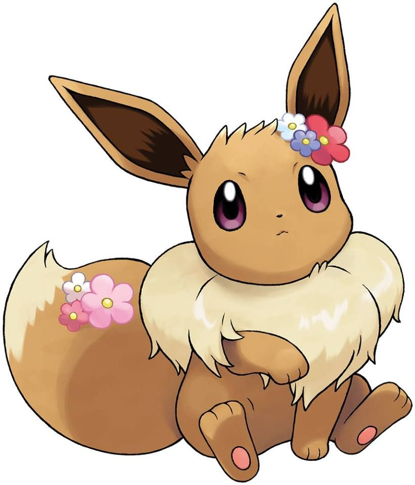 d5e753c02bdf242b2473861b566560a7 - How To Get Eevee On Your Shoulder Let S Go