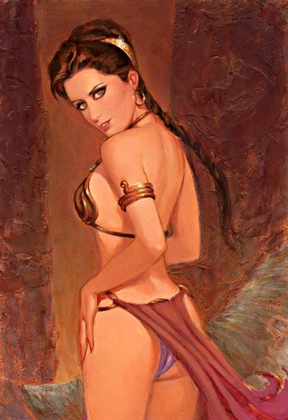 Leia Or-can-I..her last name was Oganalol | Star