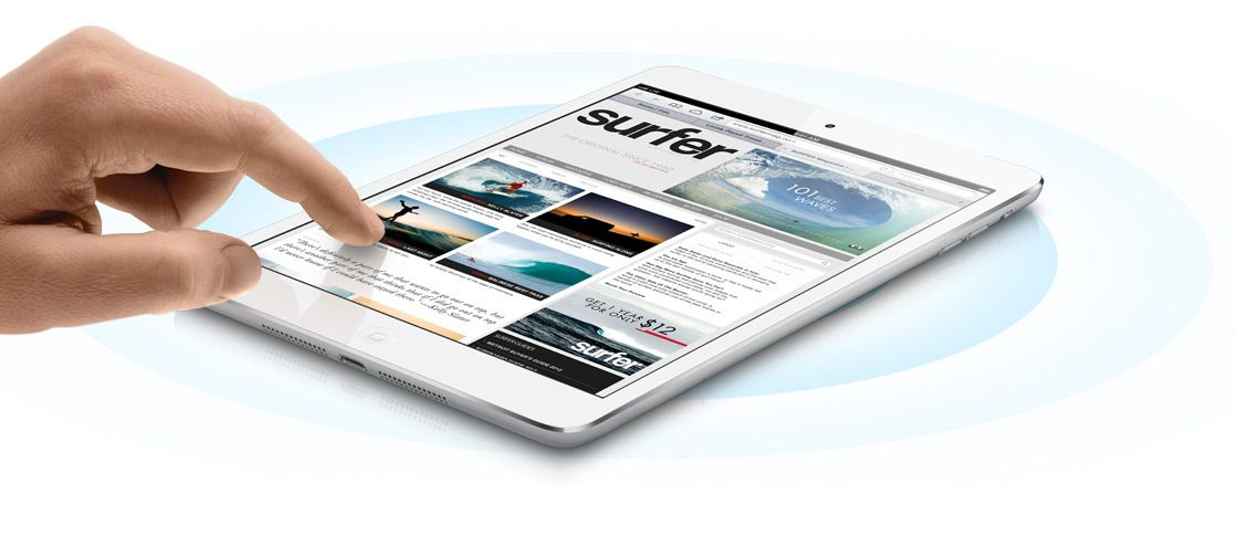 Apple - iPad mini - Wireless ultrarápido