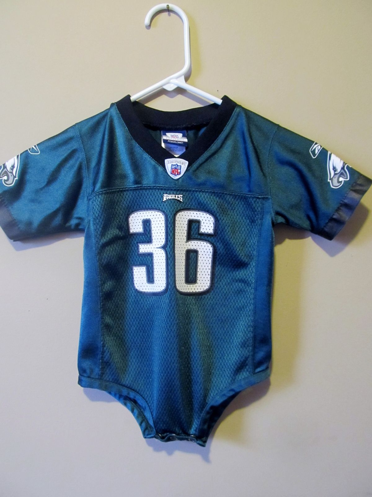 best value dd63b 95a2e Reebok Brian Westbrook Philadelphia Eagles Jersey , Infant ...