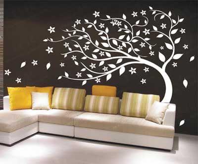 Colección de vinilos decorativos para las paredes Vinilo adhesivo