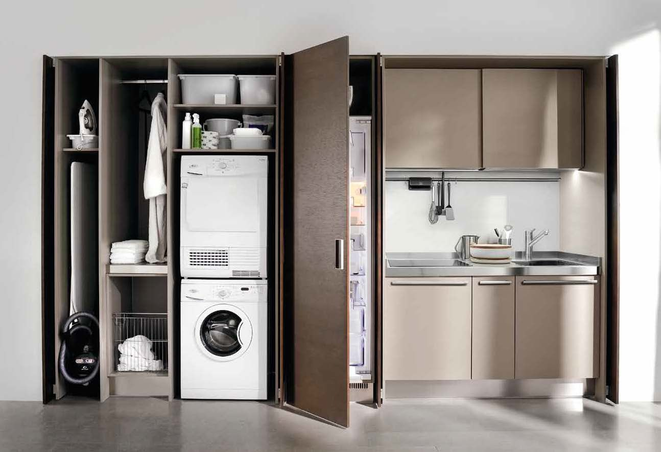 Arclinea New York Laundry Room Design Modern Laundry Rooms