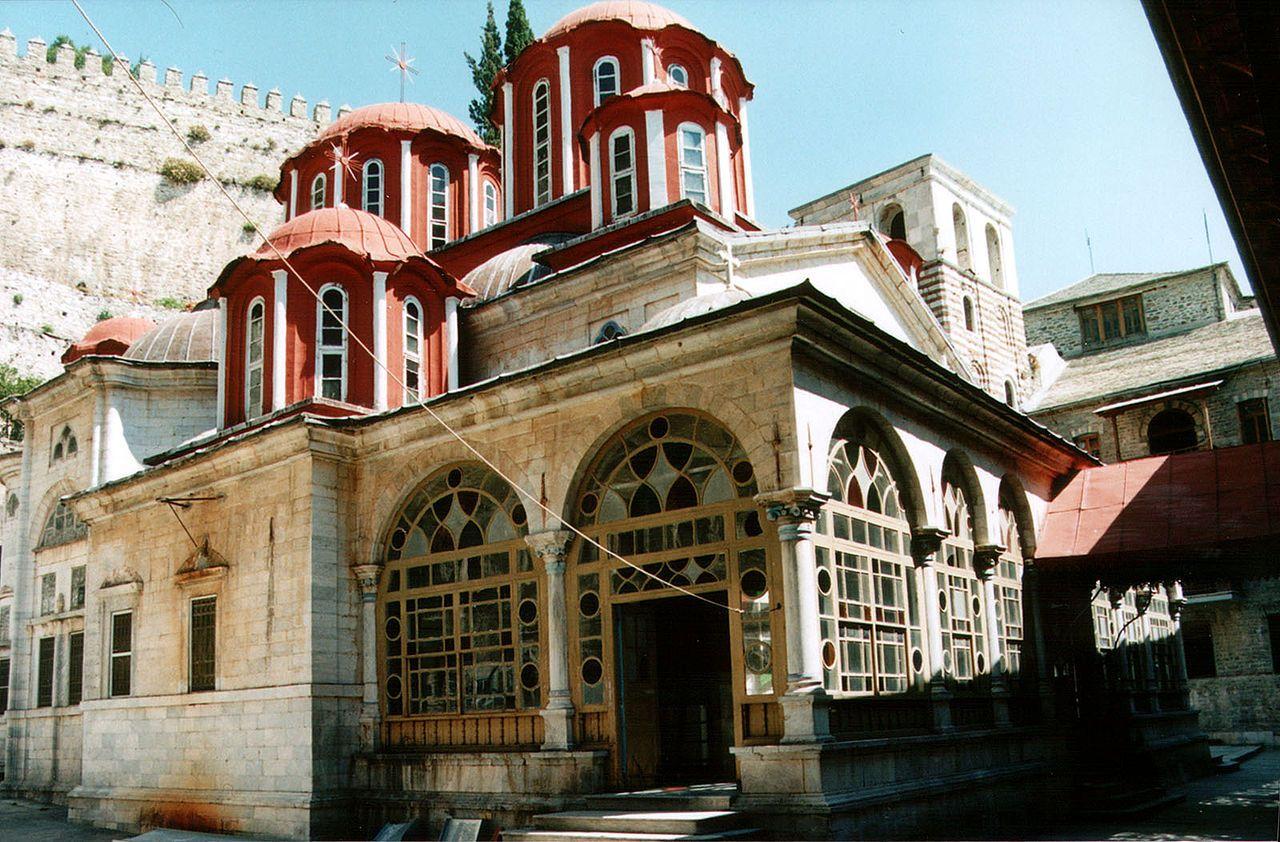 Agiou Pavlou (Saint Paul's) monastery
