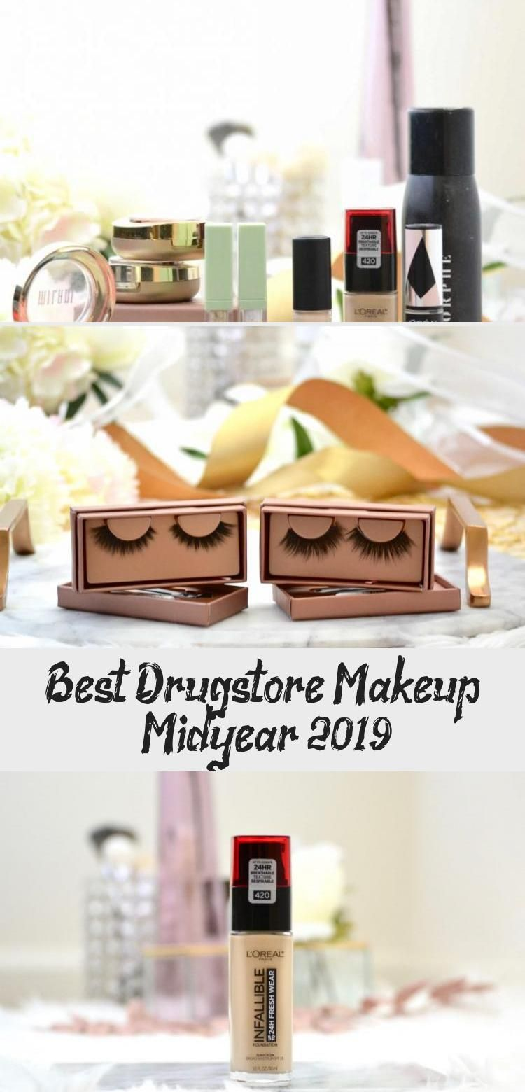 Best Drugstore Makeup Midyear 2019 in 2020 (With images