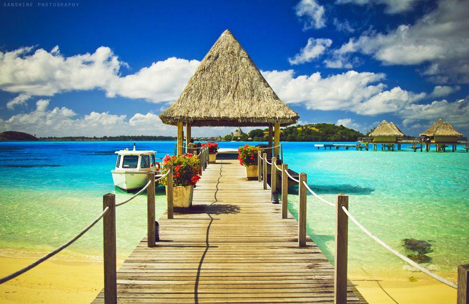 Bora Bora island, French Polynesia. (With images) Bora