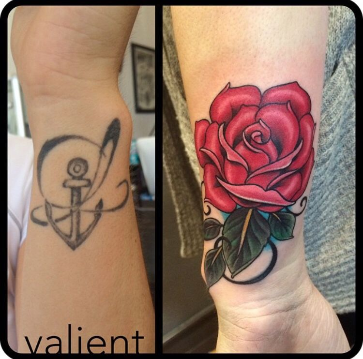 15+ Rose cover up tattoo ideas ideas in 2021