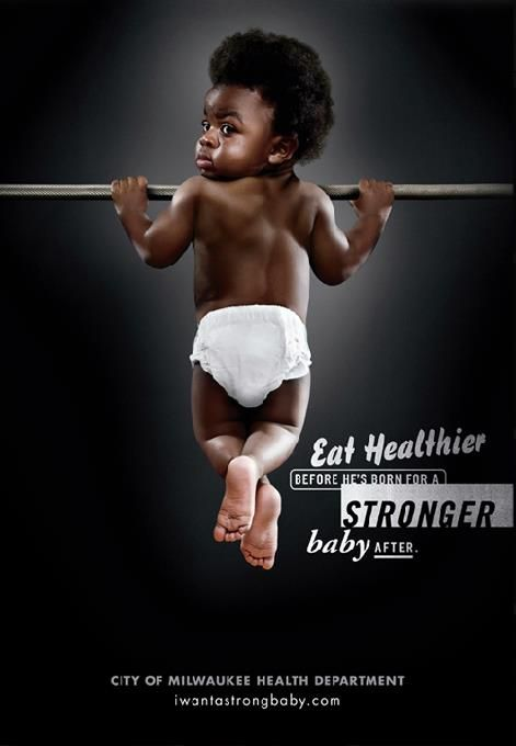 Campaign From City Of Milwaukee Department Of Public Health Health Ads Health Department Health Education