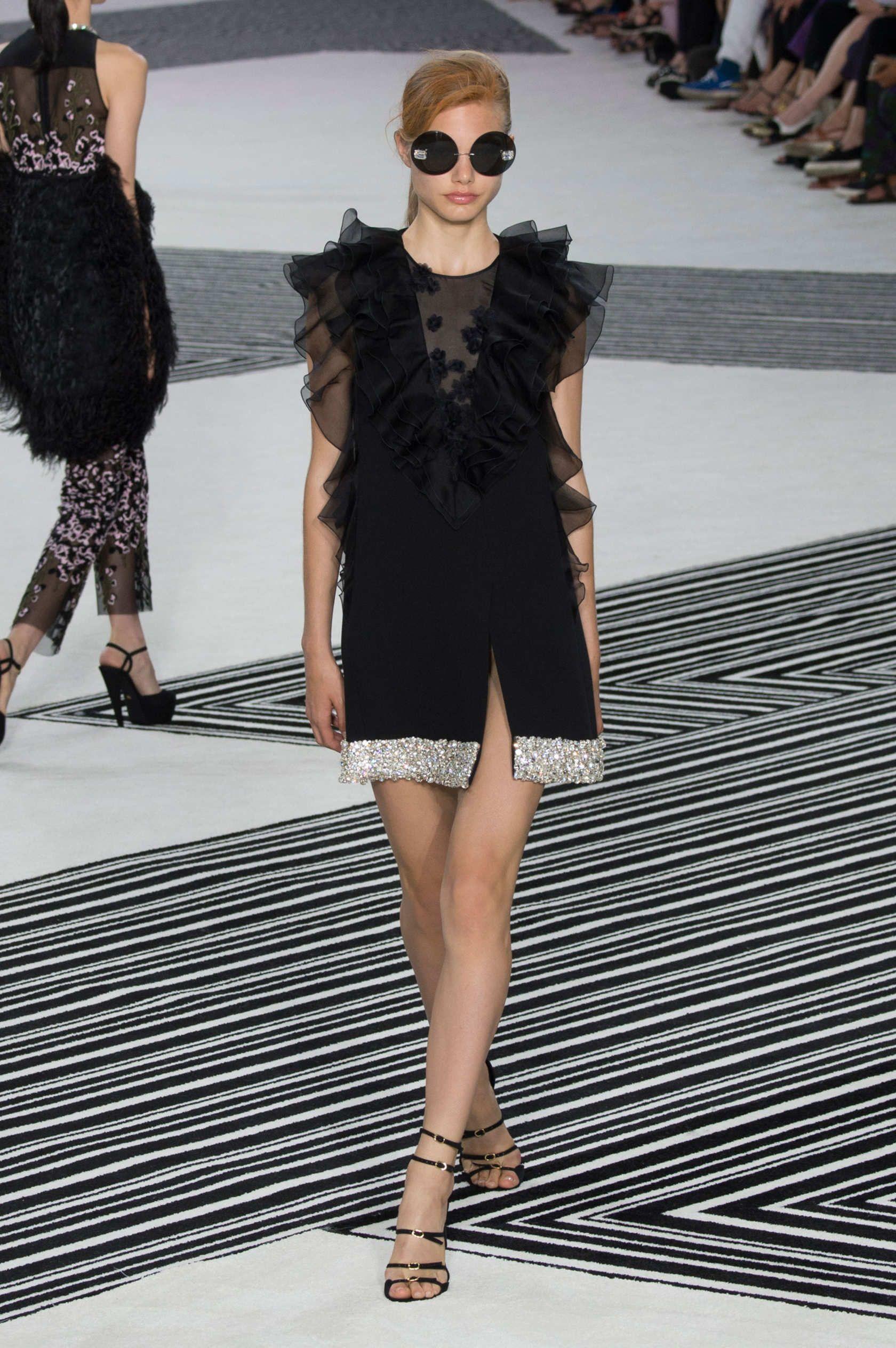 Giambattista Valli Couture Fall 2015