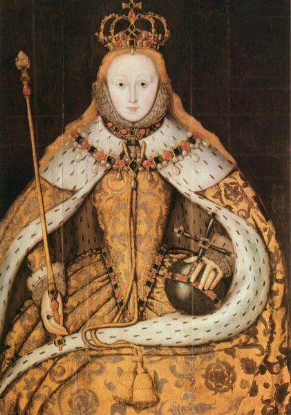 /Queen Elizabeth I Gloriana the Virgin Queen, XXX Portrait