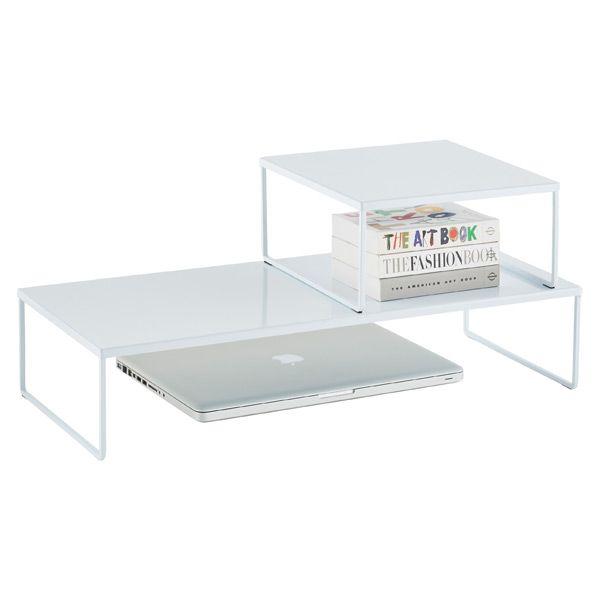 Franklin Desk Risers Desk Riser Desk Desk Shelves